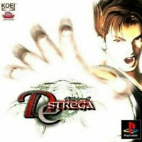 USED PS1 PS PlayStation 1 Destrega