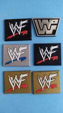 WWE WWF Jakks Pacific WRESTLING Display Figure Base Accessories Lot of 6