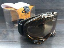 OAKLEY - GOGGLES - A Frame Snow - Copper TribalGold Iridium - Brand New In Box