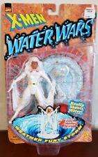 Toy Biz 1997 Marvel Comics X-Men Water Wars Weather Fury Storm Action Figure NIB