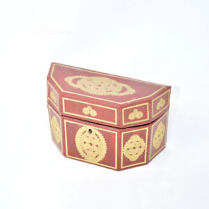 Boxset Brown IN Eco Leather