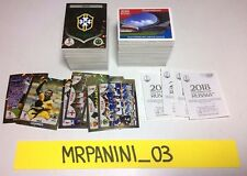 WC RUSSIA 2018 Panini - Set Completo-Full Set 682 Figurine-Stickers