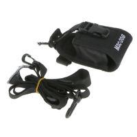 Nylon Heavy Duty Pouch Bag Holster Case For Motorola Kenwood  Radio