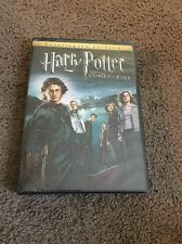 (AM) Harry Potter And The Goblet of Fire Full Screen DvD Brand new!!