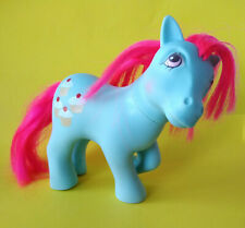 Vintage My Little Pony Blue Red Cookery Cherry Sweet