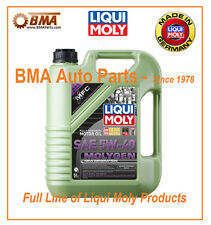 NEW Liqui Moly MOLYGEN New Generation 5W-40 VW BMW Porsche Audi 5 Liter 20232