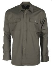CHEMISE US RIPSTOP VERT OLIVE OD TAILLE M