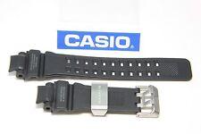 CASIO G-Shock GW-A1100-1A Original New Black Rubber Watch Band Strap GWA1100