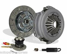 HD CLUTCH KIT WITH SLAVE FOR 96-01 CHEVY S10 GMC SONOMA 96-99 ISUZU HOMBRE 2.2L