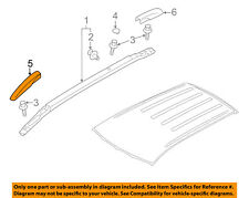 MITSUBISHI OEM Roof Rack Rail Luggage Carrier-Front Cover Right 7661A172
