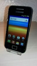 Samsung Galaxy Ace GT-S5830i - Unlocked - 159MB - Black/White - Good Condition