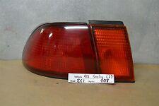1995-1999 Nissan Sentra Left Driver Genuine OEM tail light 08 2C1