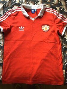 Manchester United Vintage Style Adidas