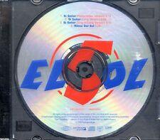 El Sol - Si Senor ° Maxi-Single-CD von 2000 ° Si Señor