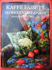 Glorious Needlepoint By Kaffe Fassett. 9780712616935