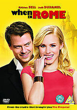 When In Rome (DVD, 2010)