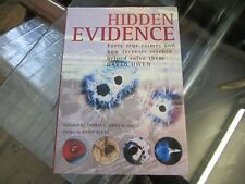 HIDDEN EVIDENCE BOOK 40 TRUE CRIMES SOLVED USED BOOK
