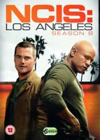 Ncis Los Angeles Stagione 8 DVD Nuovo DVD (8312244)
