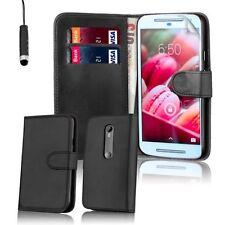 Étuis, housses et coques noires simples pour téléphone mobile et assistant personnel (PDA) Motorola