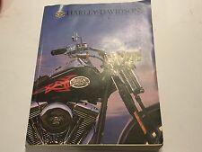 Harley-Davidson 2005 Genuine Motor Accessories & Parts Cataloge Huge Book 70-05