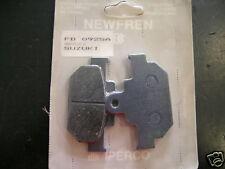 106/2 Coppia Pastiglie Freno NEWFREN  ANT. LS 650 SAVAGE GZ-TU-TV-VL 125/250