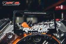 License Plate Frame Race Lab Motorsports