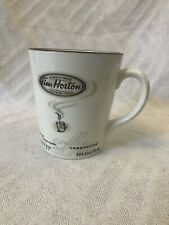 Tim Hortons Limited Edition Coffee Mug Cup 005 Bilingual Chocolate Mocha Tea