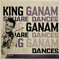 King Ganam - Square Dances RARE OOP Original Canadian RCA Victor Vinyl LP (Mint)