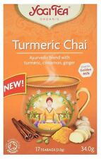 Yogi Tea Curcuma Chai - 17 intercalaires
