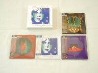 Klaus Schulze JAPAN 4 titles Mini LP SHM-CD PROMO BOX SET Vol 2