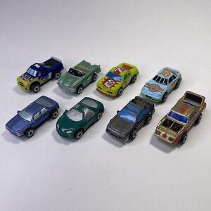 8x Vintage 1994-1996 LGTI Micro Machines Lot Rare Canada Releases