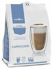 48 Capsule Gimoka Compatibili Nescafè Dolce Gusto Miscela Cappuccino