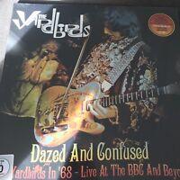 The Yardbirds - Dazed And Confused: The Yardbirds In '68 Live (NEW VINYL LP+DVD)