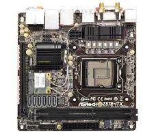 Intel Mainboards mit Mini-ITX-Formfaktor und PCI Express x1