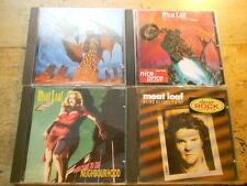 Meat Loaf [4 CD ALBUM] Bat Out of Hell 1 2 + Blind Before I Stop + Welcome to...