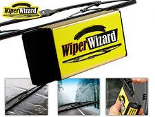 NEW WIPER WIZARD EXPRESS AUTO RIGENERA TERGICRISTALLI + PANNI