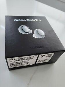 Samsung Galaxy Buds Pro SM-R190 - Phantom Silver *BRAND NEW* - Sealed