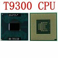CPU T9300 Intel Core 2 Duo CPU 2,5 GHz 800mhz processore dual-core socket P RL02