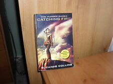 the hunger games catching fire suzanne collins  book