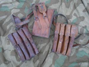 Magazintasche Leder WK2 pouch Patronentasche