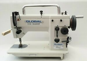 Industrial SAILMAKER Sewing Machine & Motor. Leather, Canvas, etc NEW from DSM