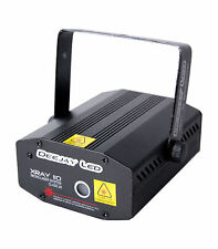 DeeJay LED Micro Laser System Red/Green (xray110)