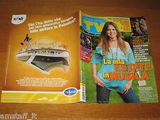 TV SORRISI E CANZONI=2010/22=PAOLA PEREGO=CARMEN MASOLA=MIGUEL BOSE'=CLERICI