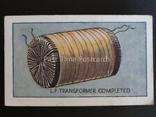 No.40 L.F. TRANSFORMER How to Make a Valve Amplifier by Godfrey Phillips 1924