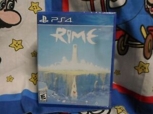 Playstation 4 Rime Game BRAND NEW SEALED