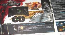 PC DSA el ojo negra blackguards Collectors Edition alemán nuevo con figura