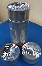 5 X Duct Tape Cloth 1.89 X 10 Yds Each (Multi- Purpose) Made in Usa