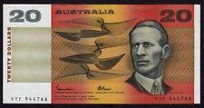 Australia, 20 Dollars 1985, P-46e, XF * Johnston & Fraser *