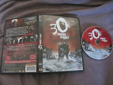 30 jours de nuit de David Slade avec Josh Hartnett, DVD, Horreur