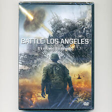 Battle: Los Angeles 2011 PG-13 sci-fi war movie, new DVD Aaron Eckhart Rodriguez